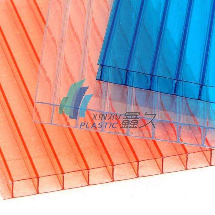 阳光板牌子—要选鑫久阳光板—德国工艺使用寿命长