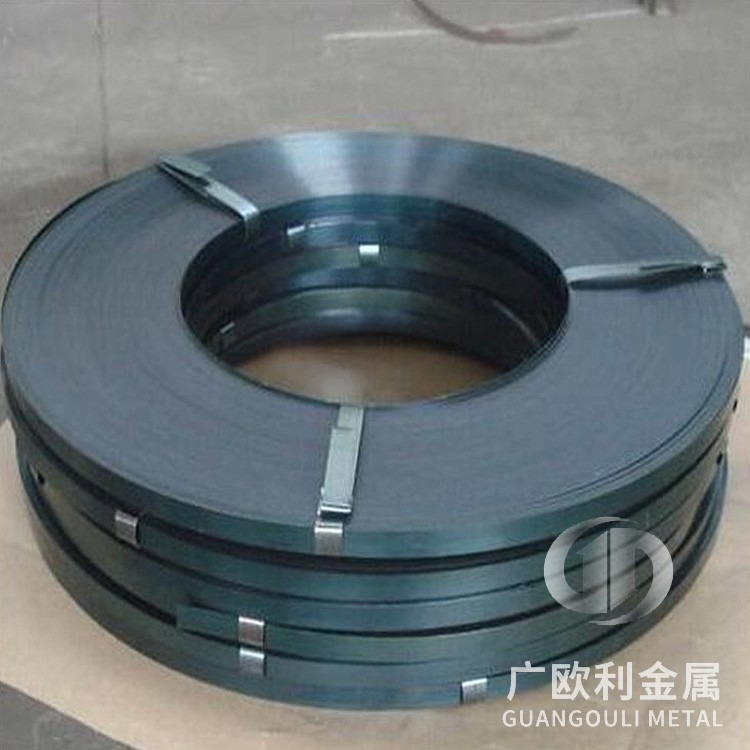 东莞进口高硬度SK7弹簧钢带  SK7全硬弹簧钢带  高弹性锰钢带