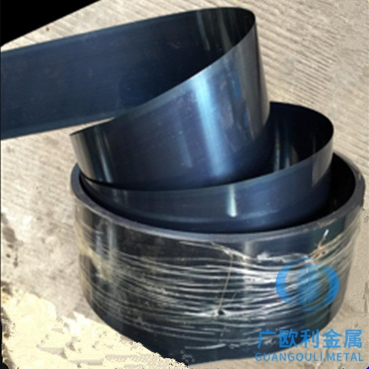 湖州精密特硬SK7钢带  SK5高韧性不锈钢带  高耐磨冷轧SK7弹簧带