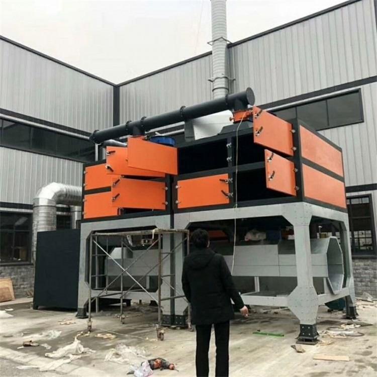 厂家直销催化燃烧环保设备 工业空气净化器设备