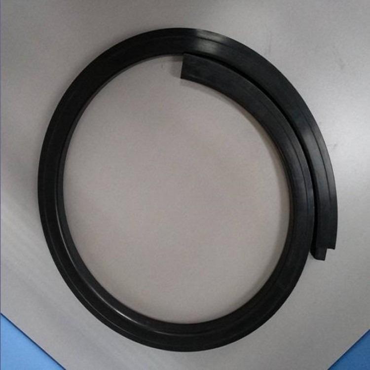 核电站海水循环泵用插接式充气膨胀橡胶密封带