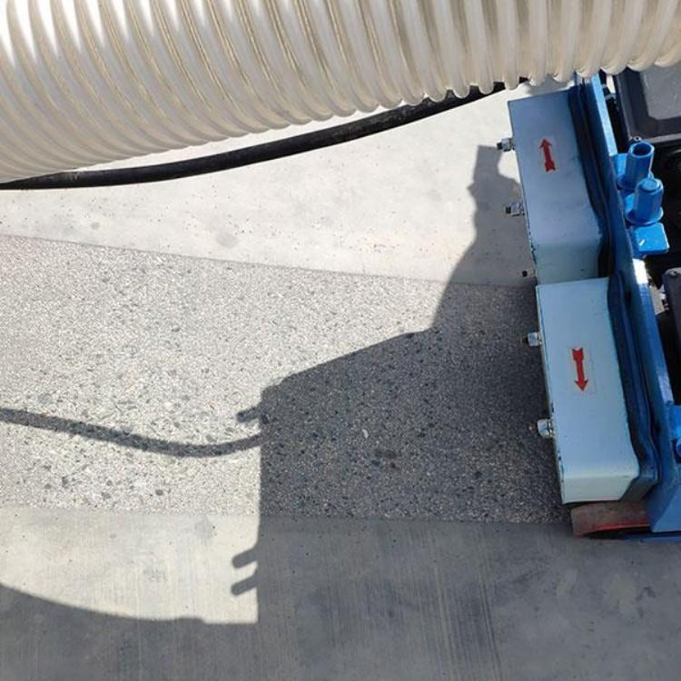 安徽省芜湖市马路标线清理抛丸机抛丸机工作原理