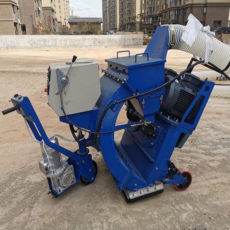 安徽省安庆市沥青路面养护抛丸机全国发货