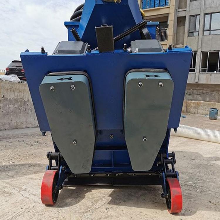 云南省昆明市水泥地养护抛丸机操作简单抛丸机