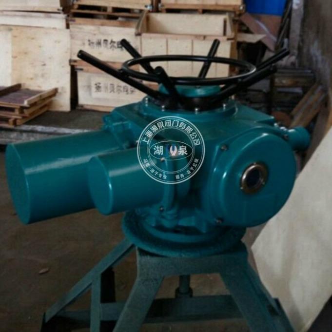 供应DZW10多回转阀门电动装置 360°电动执行器 电动执行机构