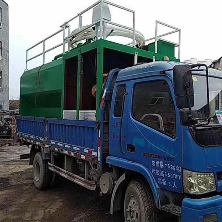 广东省茂名市绿化施工喷播机操作简单喷播机