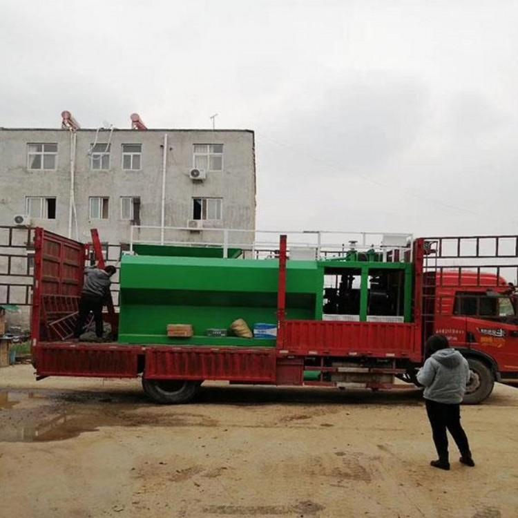 吉林省长春市草坪喷播机操作简单喷播机