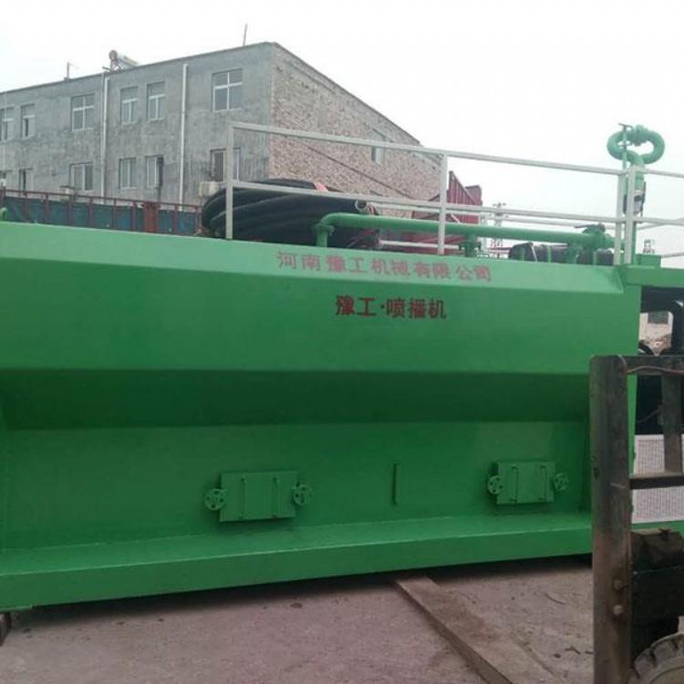 云南省迪庆公路绿化种草喷播机畅销全国