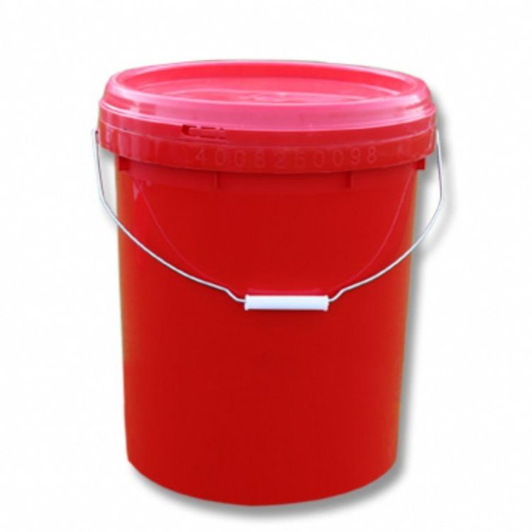 20升圆形塑料包装桶价格单价厂家批发优冠