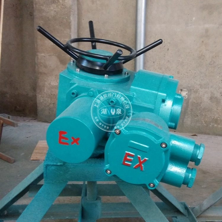 ZB系列矿用隔爆型阀门电动装置 多回转电动执行机构 闸阀执行器