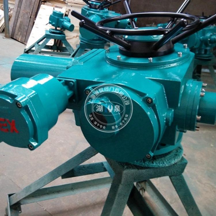 MA矿用电动执行机构 ZB多回转矿用电动执行器 矿用隔爆电动头