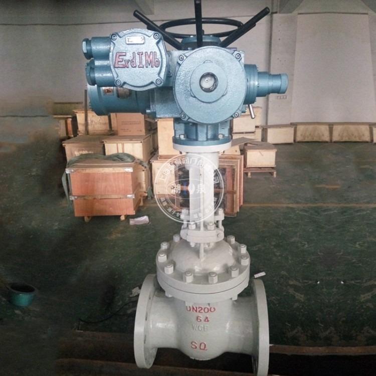 厂家直销 MA矿用电动执行器 煤安隔爆型执行器 矿用一体化电动执行机构