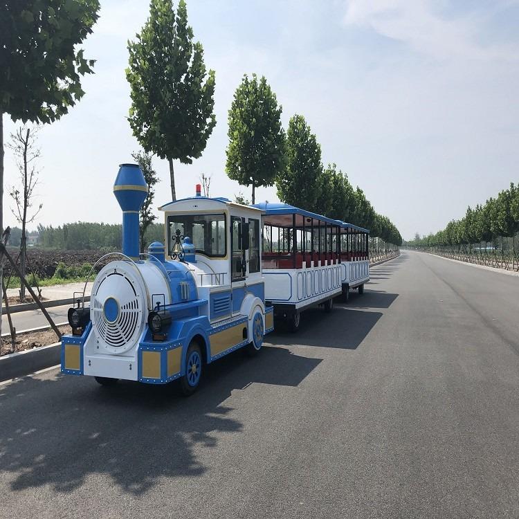 長和游樂 景區觀光小火車價格 軌道小火車生產廠家
