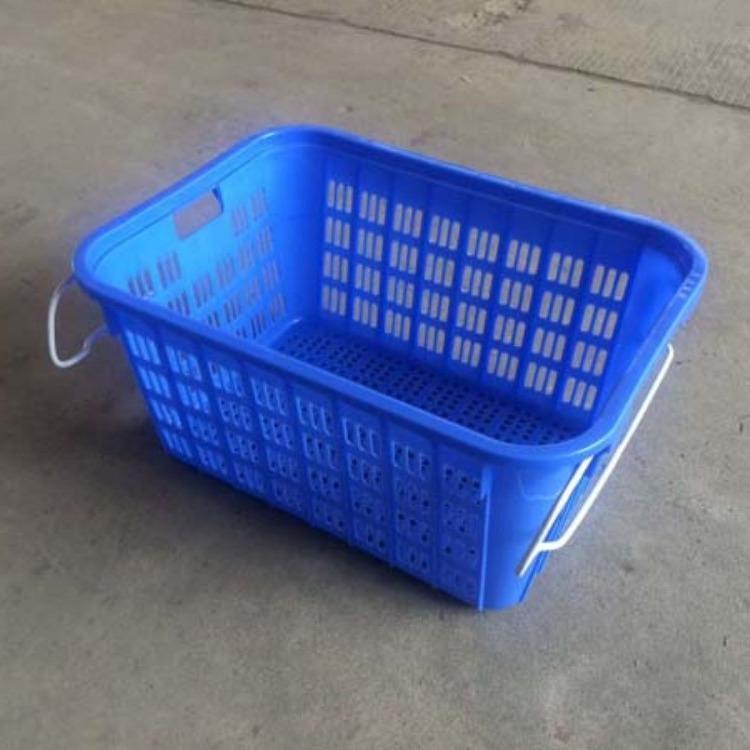 阳江塑料物流箱电话 信宜塑胶海鲜方盆销售部 河源塑料高方凳生产厂家
