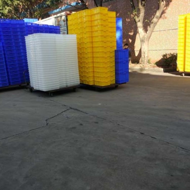 梅州塑料高方凳生产厂家 西安塑胶豆腐格厂家批发 清远塑料面包箱厂家直销