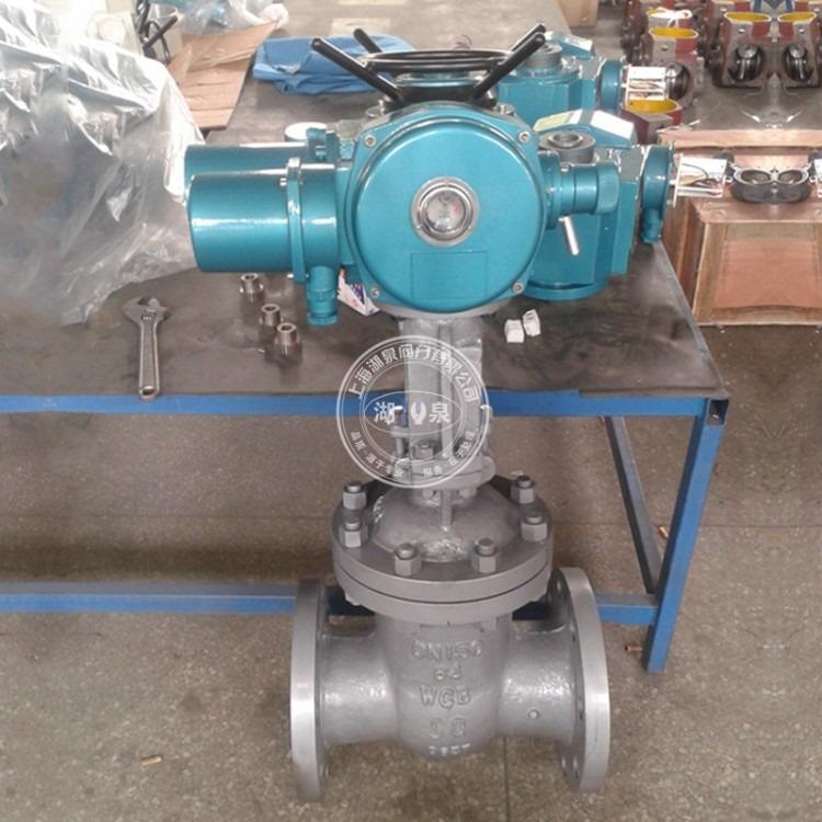 电动不锈钢闸阀Z941W-16P 电动闸阀 电动防爆高压闸阀