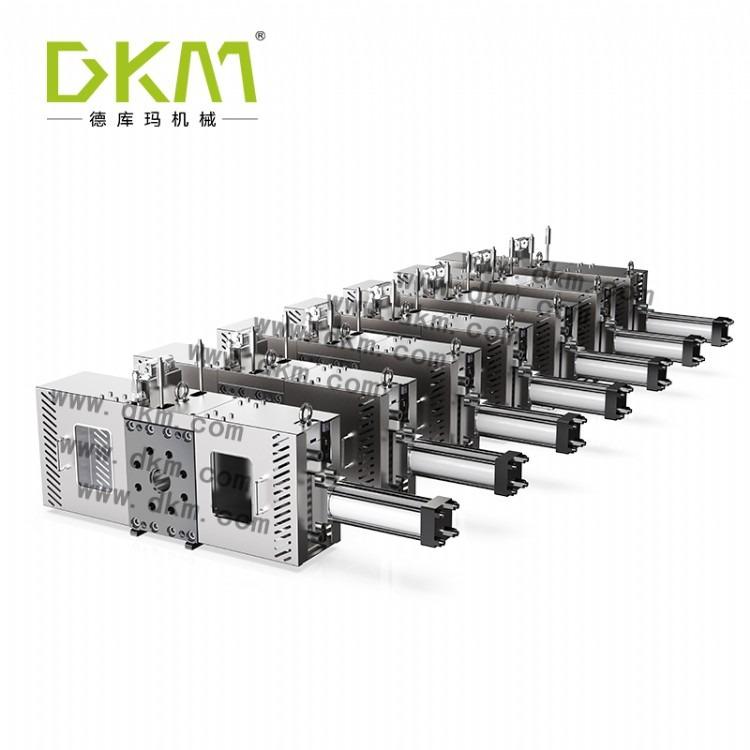 德库玛单板式换网器批发 自动换网设备 熔喷布换网器 液压过滤网制造