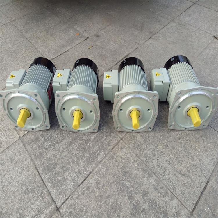 利明电机减速机  LDVF-4-400-TJ  400W光轴电机  SV立式减速机