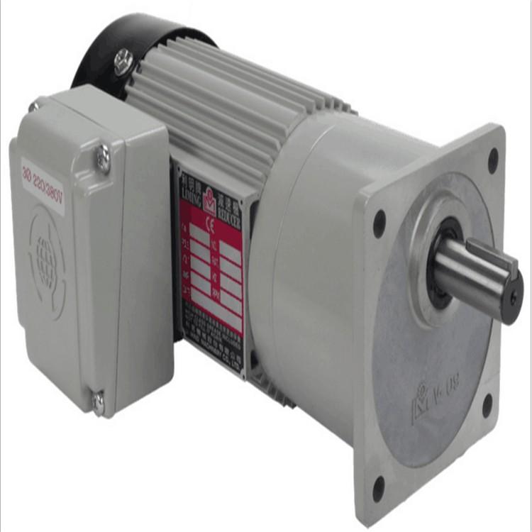 利明齿轮减速机  SV-12-0.75KW-1/25  包装机械专用