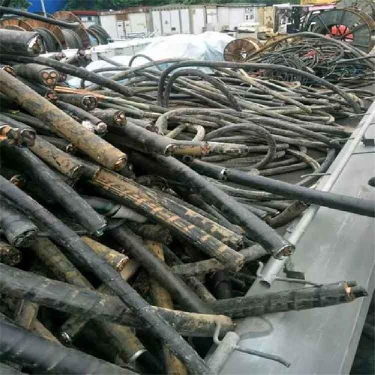 中山神湾废旧电线电缆回收价格