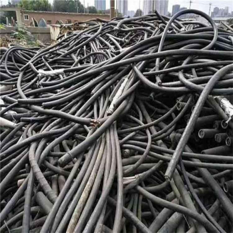 广州天河150平方电缆回收//回收300平方电缆//快速上门