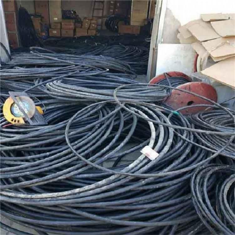 广州番禺区工厂报废电缆回收/废低压电缆回收/现金结算