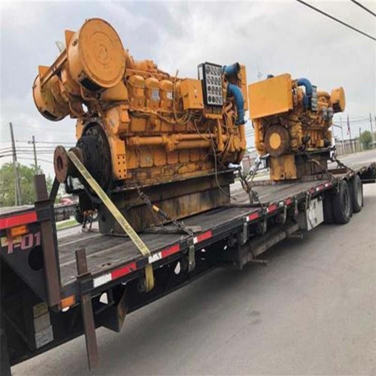 中山民众镇回收发电机 高价回收 二手柴油发电机组收购