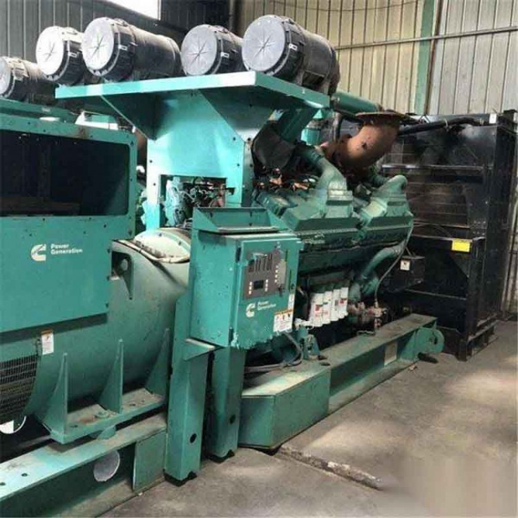 肇庆四会市发电机组回收_回收柴油发电机组_二手发电机回收报价