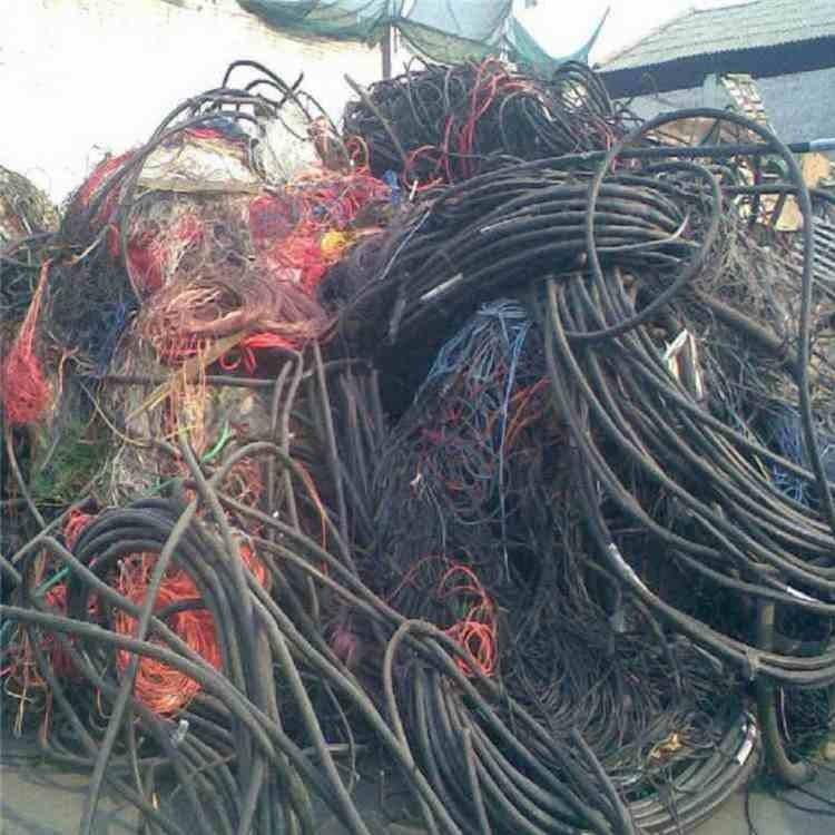 深圳大鹏区高价回收旧电线旧电缆_ 回收废通讯电缆价格