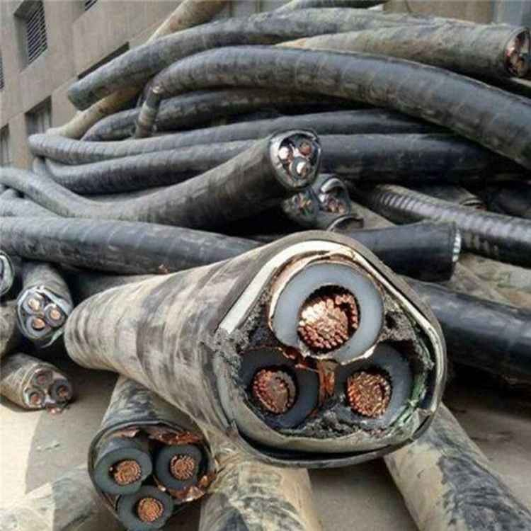 中山黄圃镇高价回收通信电缆_ 回收废电缆线闲置电缆价格
