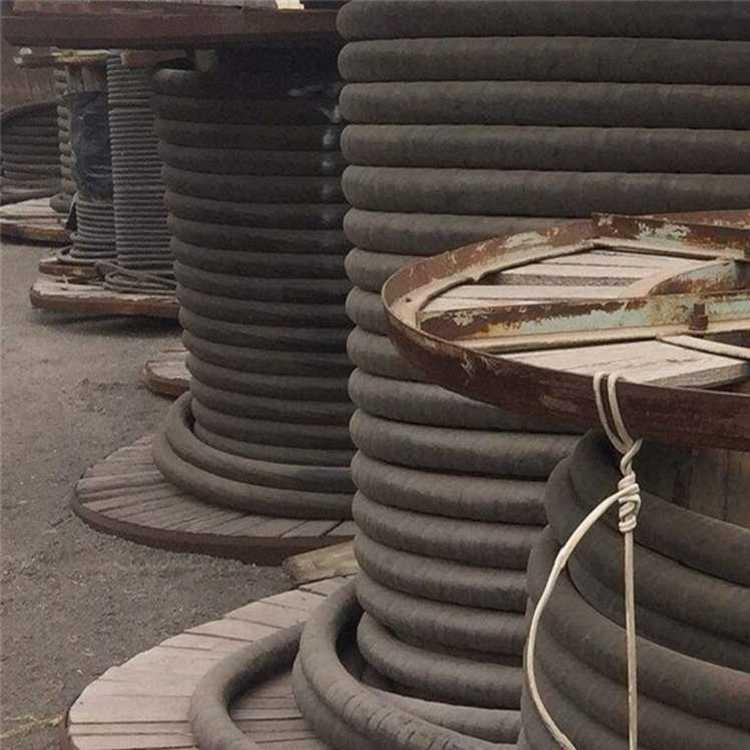 东莞谢岗镇专业回收施工剩余电缆 回收电缆废铜 随叫随到