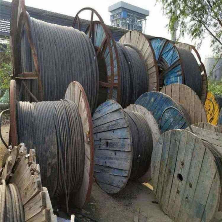 东莞清溪镇高价回收废旧电力电缆_ 回收废铜芯电缆价格