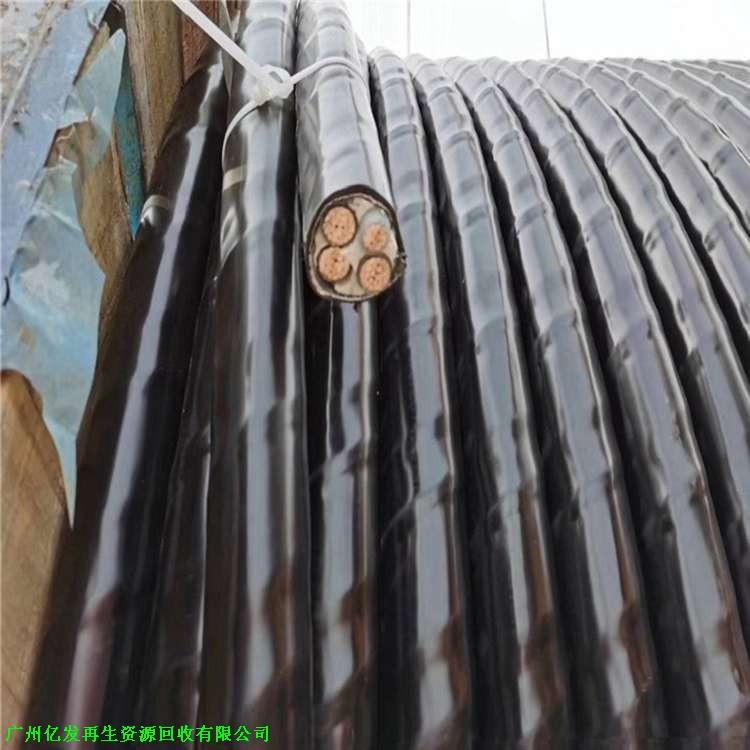 中山三角镇大量回收废旧电力电缆 _ 回收废铜芯电缆_高价回收