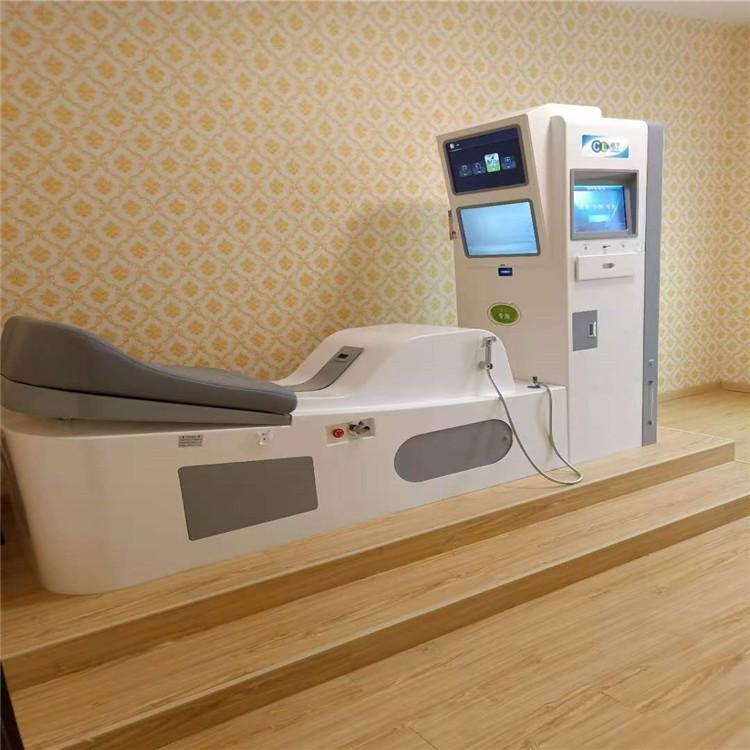 南昌灌肠机卓然-YZ-800C臭氧水疗仪作用